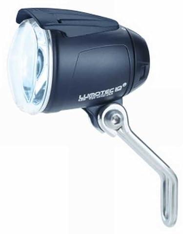 LUMOTEC IQ Cyo - LED-Scheinwerfer 60 Lux ~ Sensor Plus mit Standlichtfunktion und Sensorschalter für