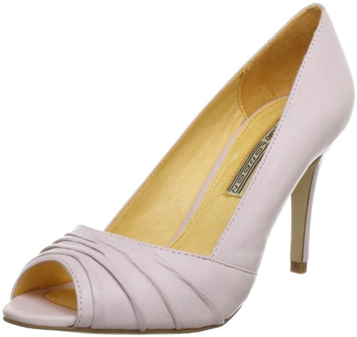 Buffalo London 112-3151 KID LEATHER 143313 Damen Pumps, Pink (PINK 17), EU 41