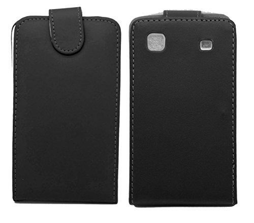 Kolay - Custodia a flip in pelle, proteggi schermo e pennino capacitivo, per Samsung Galaxy S3 i9300