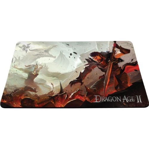Razer Goliathus Speed Dragon Age II Mauspad
