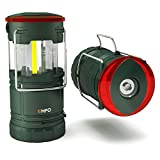 EMPO LED Camping Lantern Portable Flashlight for Outdoor Ultra Bright, Durable, Lightweight, Fully