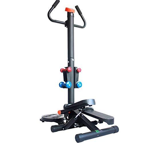 Cotangle Stepper Home Multi-Funktions-Stepper Fitness-Stepper Klettermaschine Home Fitness Stepper Hydraulischer Stepper. Haushalts-Mini-Stepper