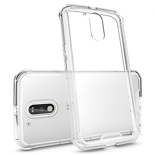 iPhone 7 Case,SOUNDMAE Armor Transparent Clear TPU Frame Shockproof Protective Case Scratch Resistant Ultra-Thin and Slim PC Hard Panel for iPhone 7 -- Black Clear