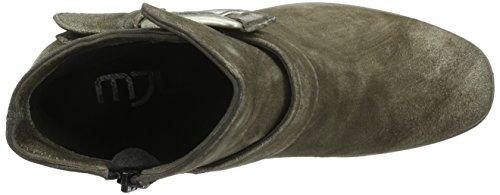 Mjus 270211-0101-6321, Bottes Classiques femme Gris - Grau (pepe)