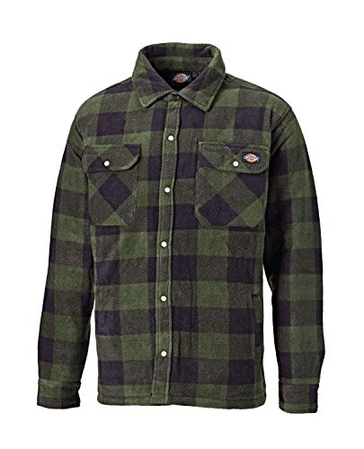 Dickies SH5000 Portland Shirt - Grün - Gr. 4XL -