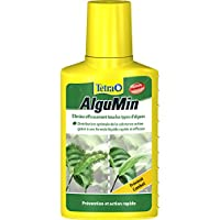 TETRA AlguMin - Anti Algue pour Aquarium - 100ml