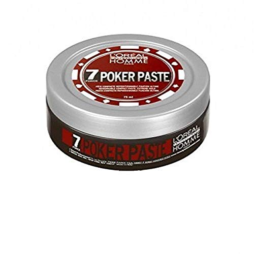 L`Oreal 7 Force Pokerpaste, 75 ml - Trockenes Haar Wachs