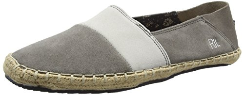 Pepe Jeans London TOURIST SLIP ON MIX, Herren Espadrilles, Grau (945GREY), 45 EU
