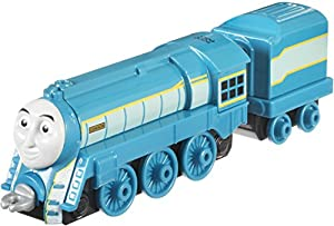 MATTEL Fisher Price dxr63–Thomas Adventures grandes Locomotora Connor, Preescolar de parte Mundos