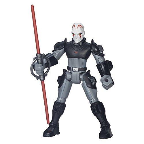 Preisvergleich Produktbild Star Wars Hero Stampfern Rebellen der Inquisitor Zahl–Mehrfarbig