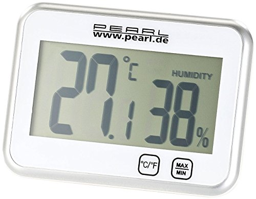PEARL Digitales Thermo- und Hygrometer