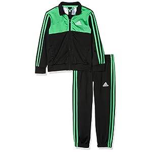 adidas Jungen Yb Tibero Ts Ch Trainingsanzug