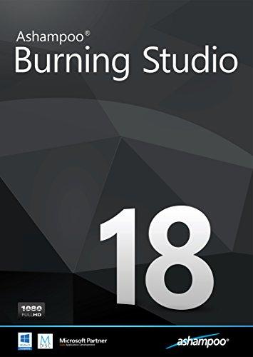 Burning Studio 18 – Brennen – Kopieren – Sichern Das Multimedia Genie für Filme, Fotos, Musik und Daten für Windows 10 / 8.1 / 7 / Vista