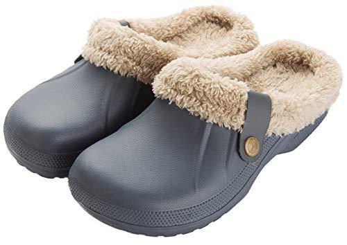 ChayChax Zapatillas Estar Casa Mujer Zuecos Cómodos
