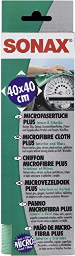 Preisvergleich Produktbild Microfasertuch PLUS Innen & Scheibe / Sonax (416500)