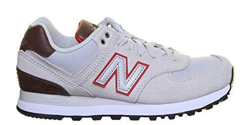 New Balance Herren Wl574 Low-Top mehrfarbig