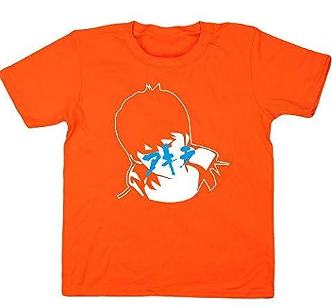 HippoWarehouse Kaneda Silhouette and Japanese Symbol kids short sleeve t-shirt