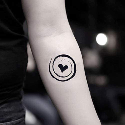 Unfruchtbarkeit temporäre gefälschte Tätowierung Aufkleber abwaschbares Tattoo (Set von 2) - www.ohmytat.com