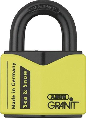 ABUS 37/55_ SAS KA Vorhängeschloss Granit Plus S & S 55mm, mit identischen Schlüsseln