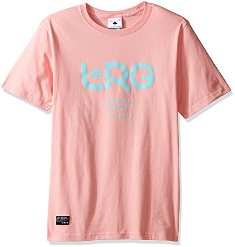 LRG Roots People Group T-Shirt Pink
