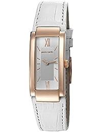 Pierre Cardin Damen Uhr Armbanduhr CADUCÉE Rosé Leder PC106722F05