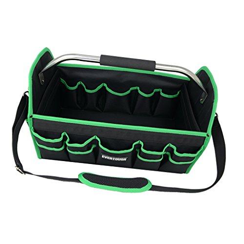 MagiDeal XXL Pflegetasche Werkzeugtasche aus robuste Oxford Tuch für Fahrzeugpflegemittel, 41 x 23 x 27 cm