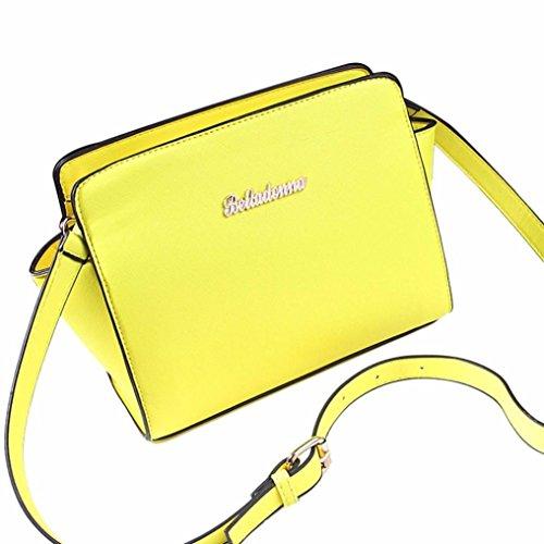 Imagen de Bolso de color amarillo - modelo 10