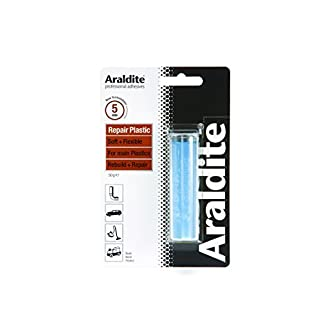 Araldite Repair Plastic Putty Tube, 50 g by Araldite