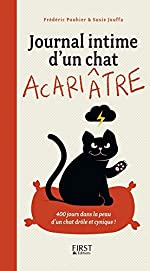 Journal intime d'un chat acariâtre de Susie JOUFFA