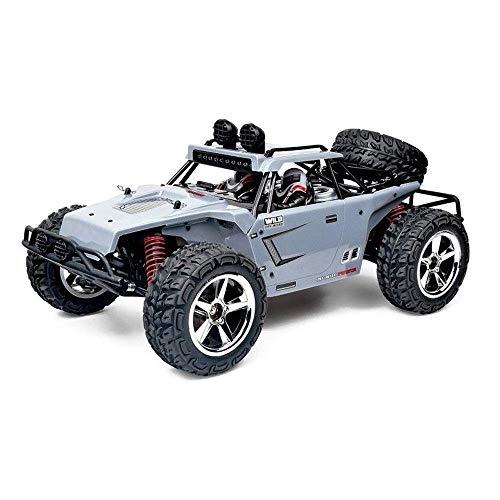 symkeny rc coche de la aleación del desierto fuera de la carretera 20 kilometros vehículo/h escalada de alta velocidad del camión gris uno y doce en las cuatro ruedas 2.4g coche teledirigido rc prof