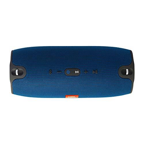JBL Xtreme Sistema Audio Portatile, Splashproof, Bluetooth, Wireless, Blu - 3