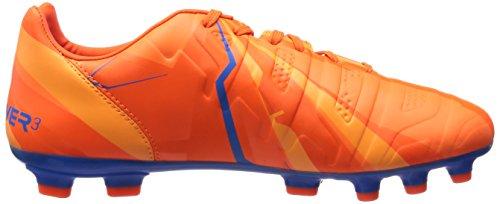 Puma evoPOWER 3.2 AG Herren Fußballschuhe blau orange