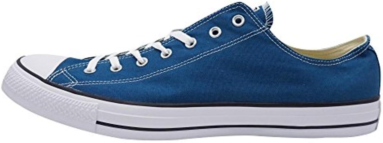Converse Chuck Taylor All Star OX Unisex Sneaker übergrößen Blau