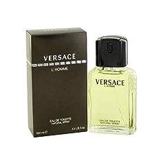Idea Regalo - Gianni Versace Versace L'Homme Eau de Toilette, Uomo, 100 ml
