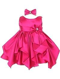 426bb586f7f5 Satin Girls  Dresses  Buy Satin Girls  Dresses online at best prices ...