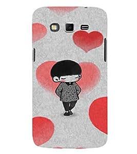 EPICCASE Lover Boy Mobile Back Case Cover For Samsung Galaxy Grand Prime (Designer Case)