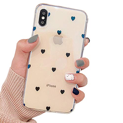 CXvwons Coque iPhone XS Coque, iPhone XS Max/iPhone XR Coque Chic Ultra Fine Housse de Protection...