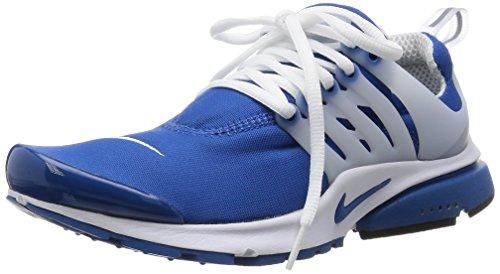 NIKE Air Presto QS Schuhe Herren Sneaker Turnschuhe Blau