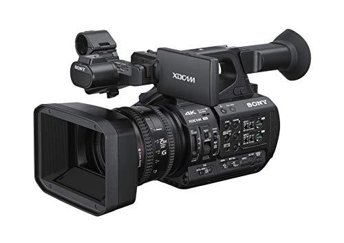 "SONY PXW-Z190 4KHDR 3-CMOS 1/3"" Sensor XDCAM,XAVC,WiFi,Live Streaming,Camcorder"