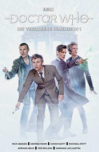 Doctor Who - Die verlorene Dimension: Bd. 1
