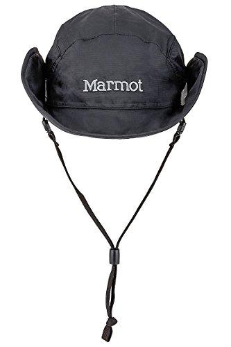 marmot-precip-safari-chapeau-homme-noir-fr-m-l-taille-fabricant-m-l