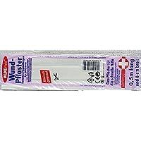 WUNDmed 02-002 Wundpflaster Streifenpflaster 0,5m x 6cm Sens.-hypo preisvergleich bei billige-tabletten.eu