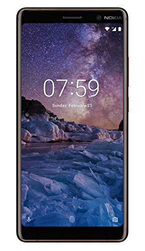 (CERTIFIED REFURBISHED) Nokia 7 Plus (White-Copper, 64GB)