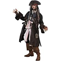 "[Movie Masterpiece DX] ""Fountain of Pirates of the Caribbean / Life"" 1/6 scale figure Jack Sparrow (second shipment) (japan import)"