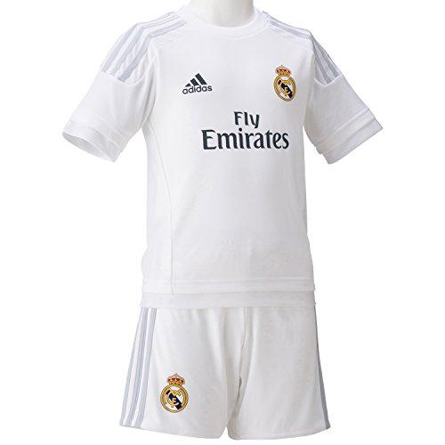 23267b39d3751 adidas 1ª Equipación Real Madrid CF Mini - Conjunto