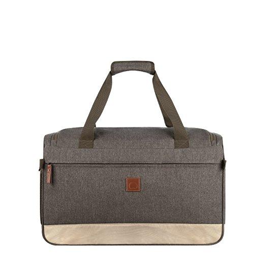 Delsey Paris Maubert sacchetto di viaggio, grigio (grigio) - 00001541011 grigio