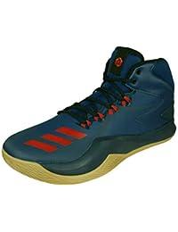 online store 74229 d6866 adidas D Rose Dominate IV, Scarpe da Basket Uomo, Blu (AzumisEscarl