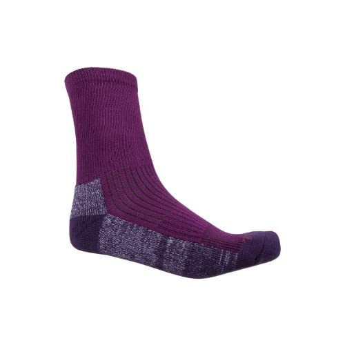 41tOFzk5XWL. SS500  - Mountain Warehouse IsoCool Hiker Socks - Quick Dry Summer Long Socks, Highly Breathable Walking Socks, High Wicking Boot Socks - Ideal for Trekking, Travelling & Cycling