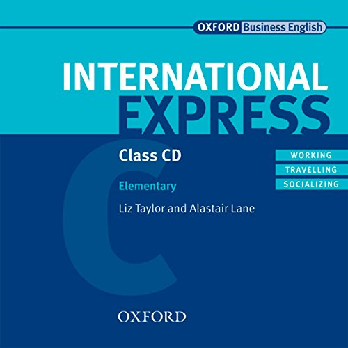 International Express Elementary: Class CD 2nd Edition: Class Audio CDs Elementary level (International Express Second Edition)