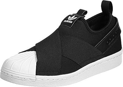 Adidas Superstar Slip On Mujer Zapatillas Negro